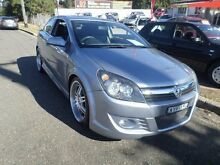 2005 Holden Astra AH MY06 CDX Silver 4 Speed Automatic Coupe Sylvania Sutherland Area Preview
