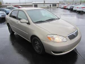 2007 Toyota Corolla CE Sedan sale or trade