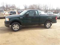 2007 f-150 shortbox regular cab 4x4 also 2004 supercab 4x4