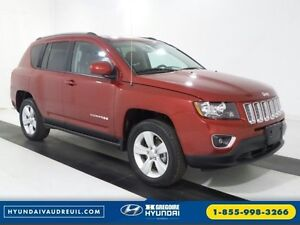 2016 Jeep Compass High Altitude 4x4 Cuir Toit Bluetooth USB/MP3