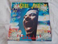 Vinyl 12in 45 Whose Law ( Is It Anyway )? Guru Josh 4 Mix's RCA PT 43648