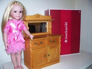 American Girl Doll Rebeccas Sideboard