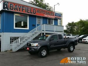 2011 Toyota Tacoma Access Cab 4x4 **5 Speed Manual**