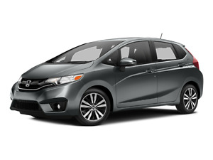 2015 Honda Fit EX-L Navi Hatchback / Free New Winter Tires
