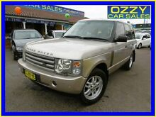 2003 Land Rover Range Rover HSE Champagne 5 Speed Automatic Wagon Penrith Penrith Area Preview