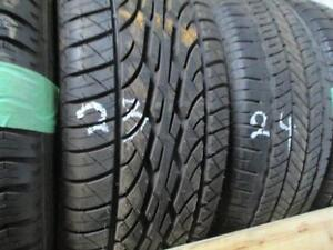 205/60R16 SINGLE  NEW SPARE DUNLOP A/S TIRE