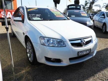 2011 Holden Berlina VE II International White 6 Speed Sports Automatic Sedan Minchinbury Blacktown Area Preview