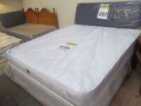 **BRAND NEW***BARGAIN*****WINCHESTER KINGSIZE BED DIVAN WITH MATTRESS*****