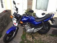 Yamaha YBR125 - Good Runner - ONLY 6K miles!