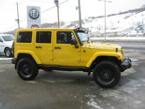 2015 Jeep Wrangler Unlimited X WOW