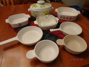 Corning Ware & Royal Doulton Cookware:  All for $25!  WOW!