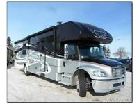 New Super C Freightliner Bunk Model Motorhome