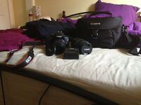 Cannon EOS-Rebel T5 Series DSLR Camera Kit 18.0 MPX