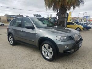 2008 BMW X5 E70 3.0SD Silver 6 Speed Auto Steptronic Wagon Wangara Wanneroo Area Preview