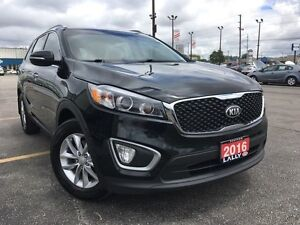 2016 Kia Sorento 3.3L LX +, AWD, 7 Seats, Bluetooth, Back-Up Cam