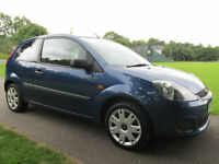 2008 (08) Ford Fiesta 1.25 Style Climate FINANCE ARRANGED £0 DEPOSIT