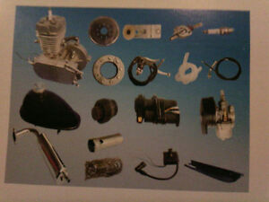 Motorized Bicycle Engine Kit