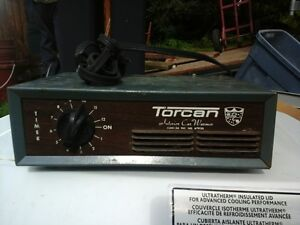 Torcan car heater