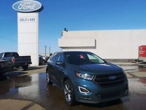 2016 Ford Edge SPORT, HEATED SEATS, SUNROOF