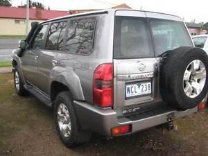 2007 Nissan Patrol Wagon Ararat Ararat Area Preview