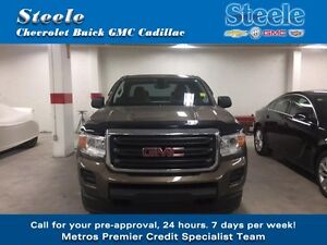 2016 GMC CANYON Ext Cab 4x4 !!!