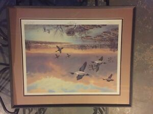 Ducks unlimited painting for sale