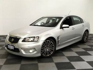 2011 Holden Special Vehicles Senator E Series 3 Signature Silver 6 Speed Sports Automatic Sedan Edgewater Joondalup Area Preview