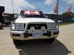 1998 Toyota Landcruiser GXL (4x4) GXL (4x4) 4 Speed Automatic 4x4 Wagon Cairnlea Brimbank Area Preview