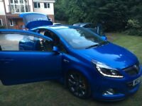Stage 2 Corsa VXR in Arden Blue