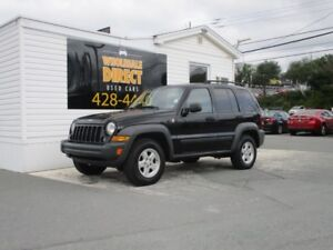 2006 Jeep Liberty SUV 4X4 3.7 L