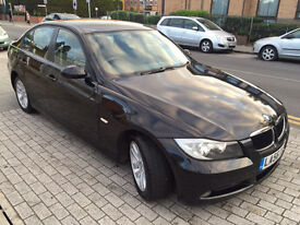 BMW 3 Series 2.0 320d AUTO ES 4dr SMOOTH DRIVE 2007 (56 reg), Saloon