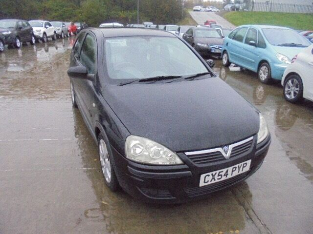 Mot till 24th of February 1.3 diesel corsa 3 dr black