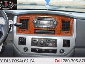 2007 Dodge Ram 3500 4X4 5.9L LARAMIE DUALLY LEATHER DVD DIESEL Edmonton Edmonton Area image 17