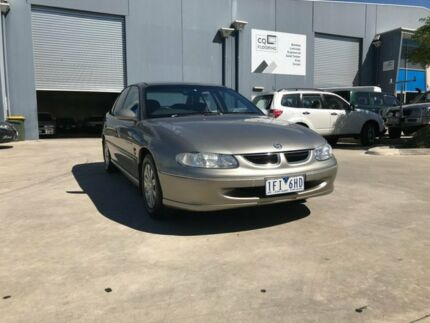 1999 Holden Berlina VT Tungsten 4 Speed Automatic Sedan Newport Hobsons Bay Area Preview