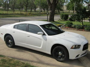 Dodge Charger **Pursuit Edition**