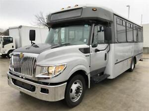 2013 INTERNATIONAL 22 PASSENGER BUS