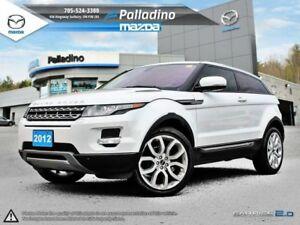 2012 Land Rover Range Rover Evoque - SHOW STOPPER- FLASHY - PANO