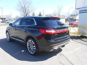 LINCOLN MKX RESERVE LIMITED ECOBOOST AWD 2016