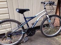 Boys bike - great condition - only lightly used - would suit ~8-10 year old