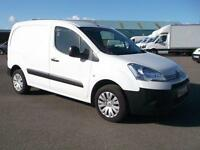 Citroen Berlingo 1.6 HDI 850KG ENTERPRISE 90PS DIESEL MANUAL WHITE (2015)