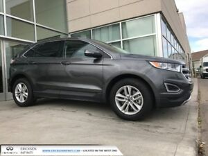 2017 Ford Edge SEL/NAV/BACK UP CAMERA/LEATHER/HEATED SEATS/WI-FI