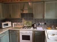 Kitchen Units Second Hand with Hob & Oven
