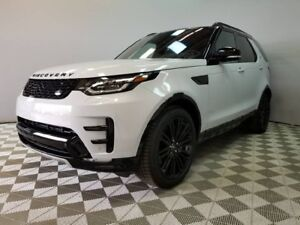 2018 Land Rover Discovery HSELUX