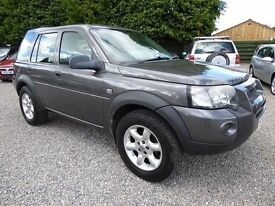 Land Rover Freelander XEI Special Edition, 5 Door, Immaculate Condition Throughout, Nice Long MOT