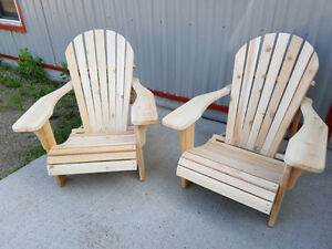 MUSKOKA CHAIRS - SUMMER ENDING SALE!