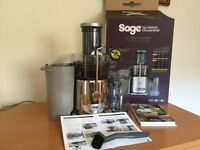 Sage Nutri Juicer by Heston Blumenthal Model BJE410UK