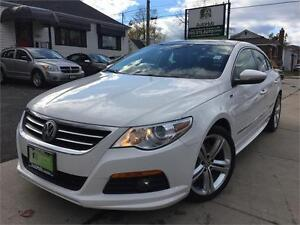 2012 Volkswagen Passat CC R-LINE-RARE CAR-LEATHER-GLASS ROOF