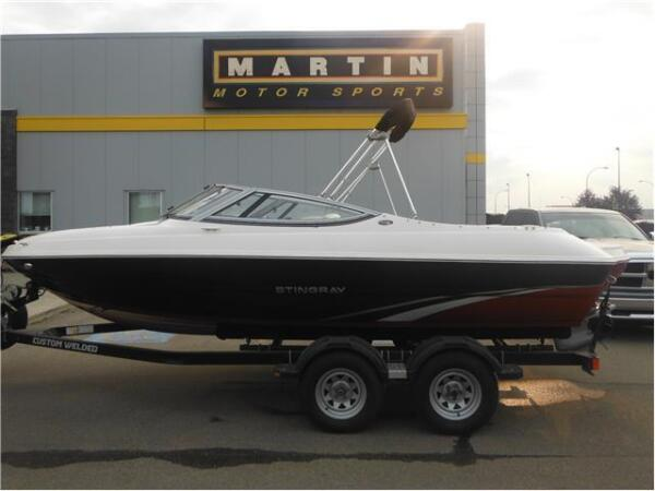 Used 2014 Stingray Boat Co other