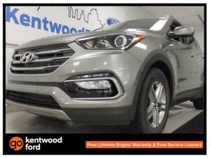2017 Hyundai Santa Fe Sport 2.4 Premium AWD with heated leather