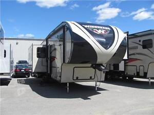 WINNEBAGO 5TH WHEEL 30FWRES $86 WEEKLY